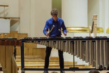 Open Slow – Paweł Dyyak – wibrafon, marimba